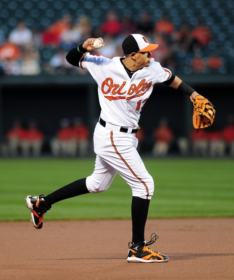 Baltimore Orioles and Manny Machado in MVP Voting