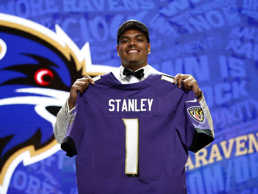 Ronnie Stanley: Right Choice for Baltimore Ravens?