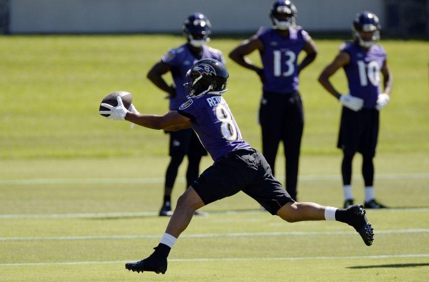 Baltimore Ravens: Keenan Reynolds Struggling During Camp