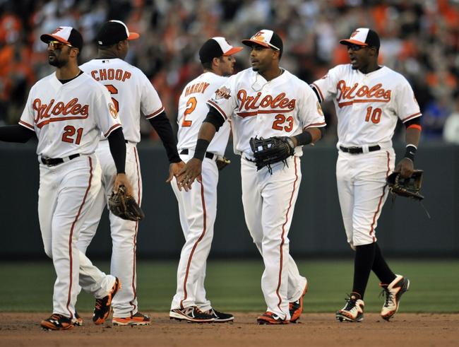 137a6f8af3d Uni-Wire  Baltimore Orioles 2014 Uniform