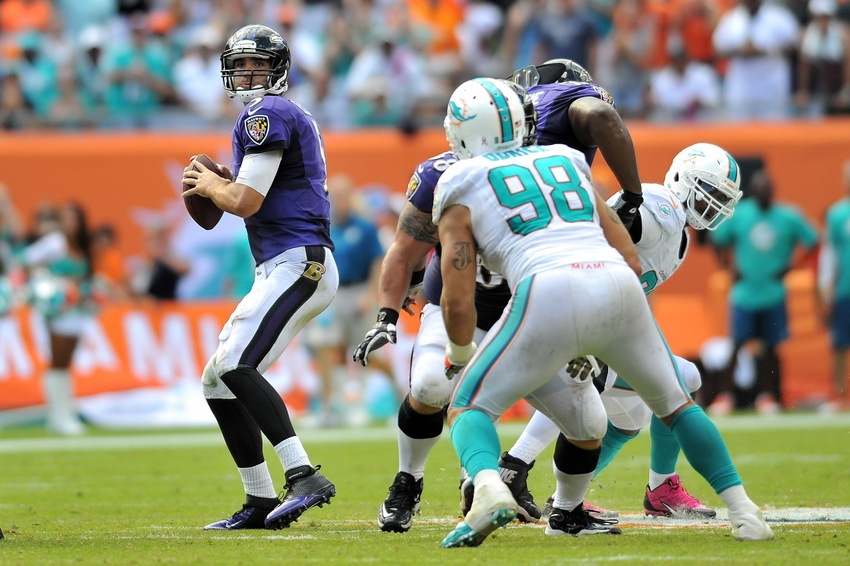 Miami Dolphins vs Baltimore Ravens Predictions