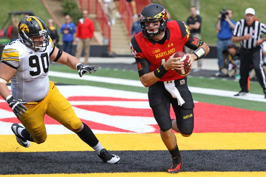 Pin By Md Minhajul Mamun On Soccer Players: Maryland Football: Perry Hills Dark Horse In Terps' QB Race