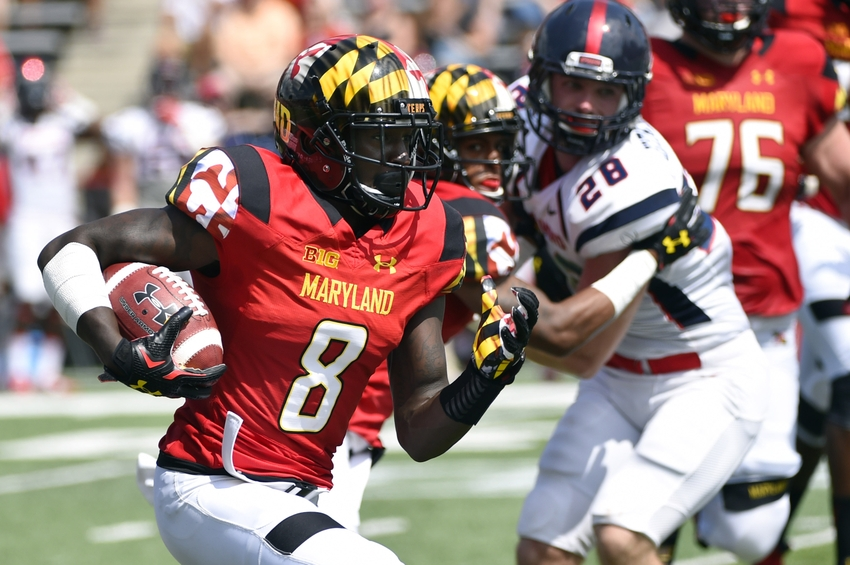 Pin By Md Minhajul Mamun On Soccer Players: Terps Impressive In 2015 Debut, Routing Richmond 50-21