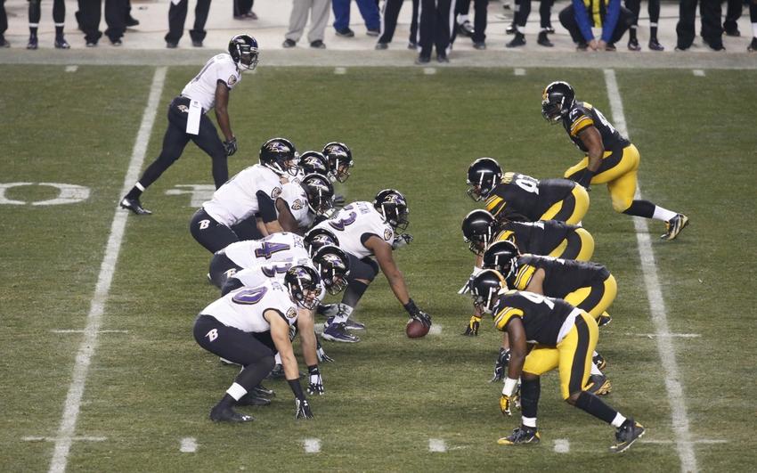 Baltimore Ravens Predicting The Week One Starters