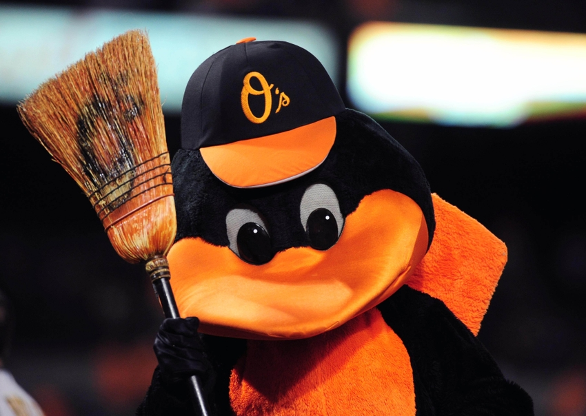 the morphing baltimore orioles